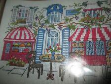 'French Flavour' Caroline Palmer Cross Stitch Chart (only)