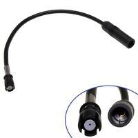 Antennen Adapter Raku II 2 auf DIN Antenne Buchse Kabel für VW Audi Seat Skoda