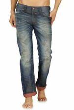 NEW Diesel Safado Jeans Size 29 X 32 Mens Distressed Destroyed Wash 0804K