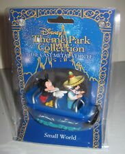 Small World Die Cast Metal Vehicle Disney Theme Park Collection 2002