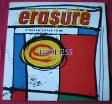 Disques vinyles maxi 45 tours erasure
