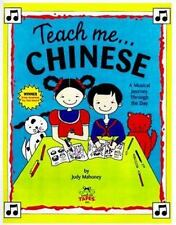 Teach Me Chinese Cassette A Musical Journey Through the Day by Judy Mahon NEW
