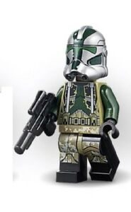 LEGO STAR WARS Commander Gree  MINIFIG new from Lego set 75234 New