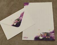 Diddl Briefpapier A4 granatenstarkes mit Stickern Nr.272 eingeschweißt OVP 13tlg