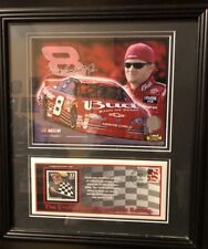 Dale Earnhardt Jr. Collectible Stamp Art- Evolution Of Stock Car Racing 2004
