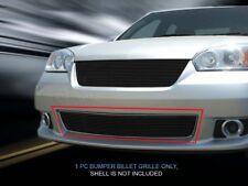Fedar Lower Bumper Billet Grille For 2006-2007 Chevy/Chevrolet Malibu - Black