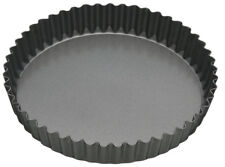 8 Inch / 20cm Professional Master Class Non Stick Round Quiche Tart Flan Tin