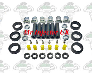 Fuel Parts For Bosch 0280150036 0280150043 6 Cyl Early Mercedes & More - Kit 192