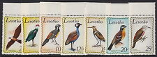 LESOTHO : 1971 Birds  set SG 204-10 unmounted mint