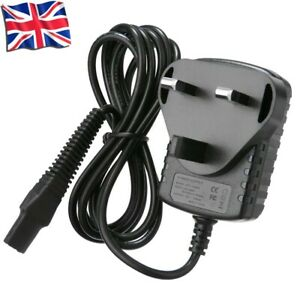 Power Cable Lead for BRAUN Series 3-380-390CC Wet Electric Dry Shaver Charger UK