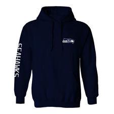 New listing Seattle Seahawks Hoodie Hooded Sweat Shirt Sweatshirt Sweater SEA Chest