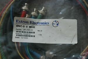 Extron  Cable part 26-260-01