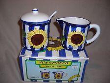 1995 TRIPPIES INC. SUN STRIPED COLLECTION - CREAM&SUGAR - NEW -BOXED