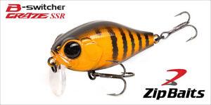 ZipBaits B-Switcher CRAZE F SSR (chub, trout, pearch)