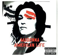 (CD) Madonna - American Life - Hollywood, Nothing Fails, Love Profusion, u.a.