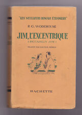 Jim, l'excentrique PICCADILLY JIM ¤ P-G Wodehouse