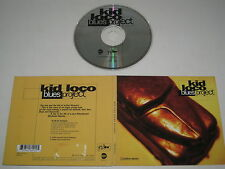 Kid Loco/Blues project (East west/3984 26292 2) CD album