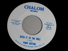 PANIC BUTTON~HITCH IT TO THE MULE~NEAR MINT~CHALOM~UNPLAYED~NORTHERN SOUL 45