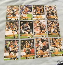 2008 CHAMPIONS  RUGBY LEAGUE CARDS - WESTS TIGERS