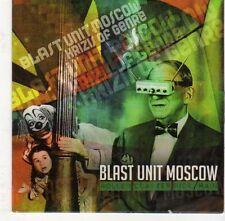 (EJ570) Blast Unit Moscow, Roller Coaster Ride / Rain - DJ CD