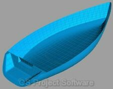 3D BOAT DESIGN CAD SHIP HULL DESIGNING FULL COMPLETE SOFTWARE PROGRAM