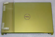 NEW GENUINE DELL STUDIO 1555 1557 1558 GREEN LID COVER HINGES TM5GP W403J M1DX0