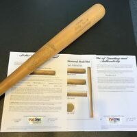 Mickey Mantle 1961 Game Used Louisville Slugger Baseball Bat With PSA DNA COA