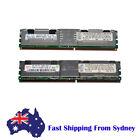 IBM 4GB DDR2 677Mhz PC2-5300F Fully Buffered ECC Server RAM Memory 46C7423