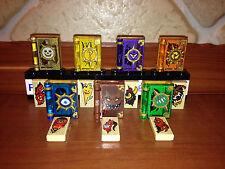 Lego® Nexo Knights™ alle 7 Bücher Buch Monster Bösen Chaos Angst Täuschung  NEU