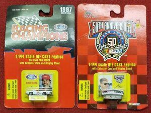 Racing Champions George Marnell/Jeff Burton 50th Anniversary/ 1997 Edition 1:144