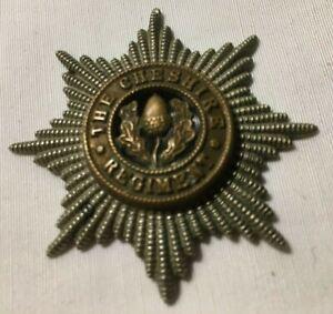 The Cheshire Regiment Cap Badge
