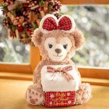 Tokyo Disney Sea Duffy Christmas 2019 Shelliemay Plush with Gift Box Japan
