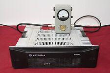 Motorola Mtr2000 Repeater Model T5766a Uhf 435 470mhz 100watt With Pre Selector