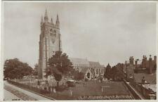 TENTERDEN ( Kent) :  St Mildred's Church -VALENTINE'S