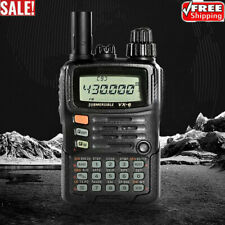 For Yaesu Vx-6R Dual Band Transceiver Uhf Vhf Radio Ipx7 Mobile Walkie Talkie a