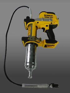 Dewalt DCGG571B 20 Volt MAX Cordless Lithium-Ion Grease Gun (Tool Only)
