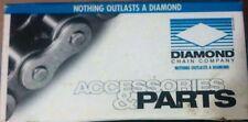 "Diamond Chain Company 35 X-1282-010 Riveted Roller Chain 3/8"" x 3/16"" x 8 feet"
