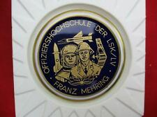 DDR Medaille Offizier Hochschule Franz Mehring für Olympia Gold Montreal 1976 RR