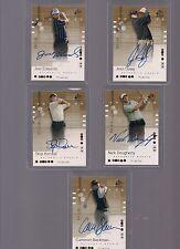 2002 SP Authentic Nick Dougherty Cert Auto RC Card Gold Version #'d 92/100, $30