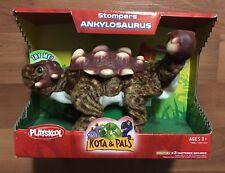 Playskool Stompers Ankylosaurus Kota and Pals Series.