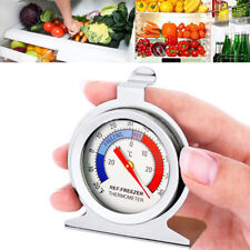 Classic Dial Fridge Freezer Thermometer Food Meat Temperature Gauge Kitchen