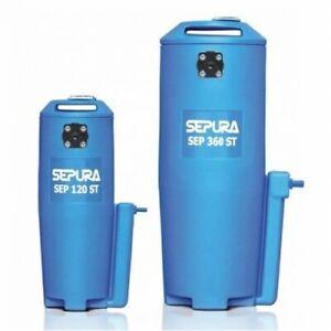 Sepura Oil Water Separators - 120cfm