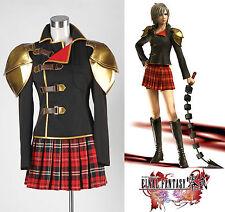 Final Fantasy Type-0 FF Zero Seven Cosplay Costume Halloween Festa *Su Misura*