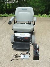 Hoveround XHD-34 Power Chair 2 Extra Batteries One Owner Very Nice Used Chair
