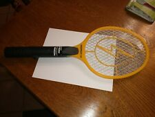 Electronic fly swatter racket Harbor Freight Electric paddle zapper bug insect