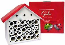 Girlie giardinaggio in legno coccinella Lodge Mini Bestia BUG HOUSE PER GIARDINO CASA NATURA