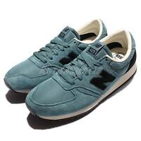 New Balance U420PK D Blue Black Suede Men Casual Suede Shoes Sneakers U420PKD