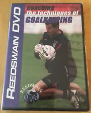 Reedswain Coaching the Techniques of Goalkeeping Soccer DVD