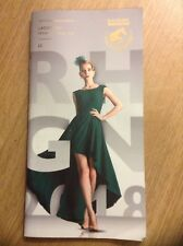 Grand National 2018 Ladies Day Friday 13th April 2018 Official Programme