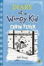 Diary of a Wimpy Kid: Cabin Fever (Book 6), Kinney, Jeff, Hardback Book